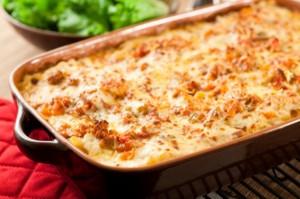 Classic Homemade Lasagna XXXL
